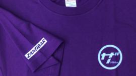 ザンジバルT紫