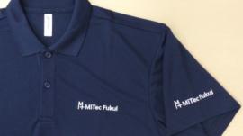 MITecFukuiポロシャツネイビー02